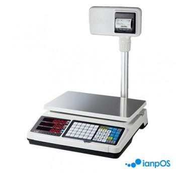 Balanza de Peso CAS PR-T