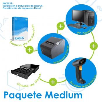 Paquete Medium